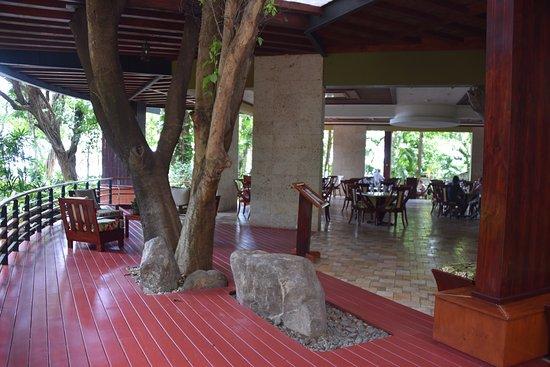 Playa Hermosa, Kosta Rika: Niromi Restaurant at the Play Hermosa Hotel