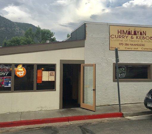 Nepalese Restaurant Estes Park Colorado