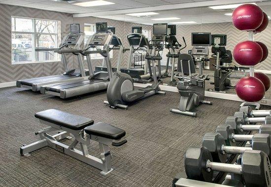 Residence Inn Newark Elizabeth/Liberty International Airport: Fitness Center
