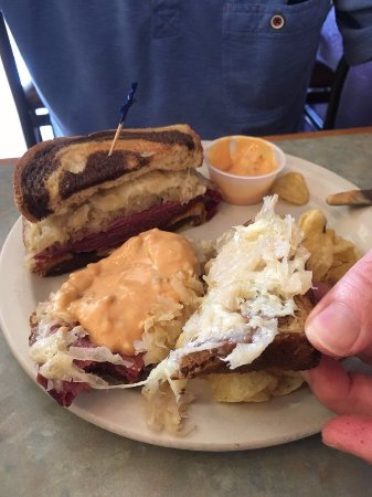 Zumbrota, MN: The Reuben