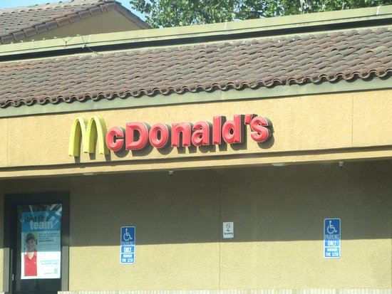 McDonald's, Morgan Hill, Ca