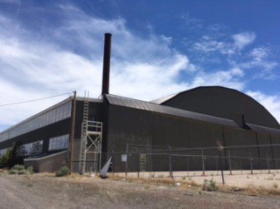 Wendover, UT: Enola Gay Hangar