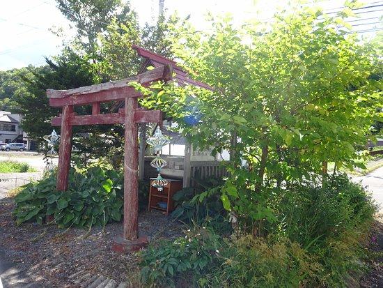 Sobetsu-cho, Giappone: 鳥居がありました