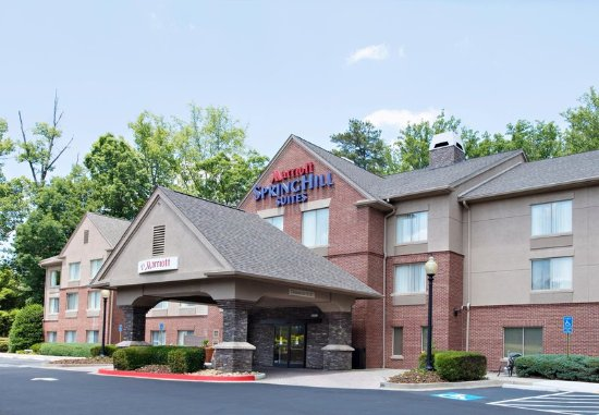 SpringHill Suites by Marriott Atlanta Alpharetta: Exterior