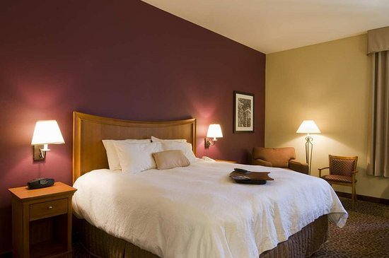 Butte, MT: King Accessible Guest Room