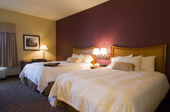 Butte, MT: 2 Queen Beds