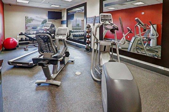 แอลทัส, โอคลาโฮมา: Fitness Center