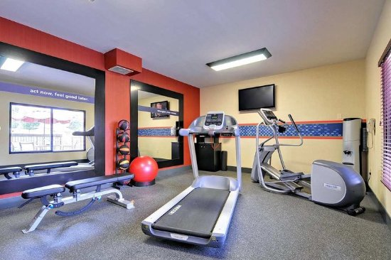 Eden, Carolina del Nord: Fitness Center