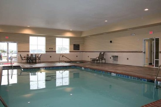 Alpine, TX: Indoor Pool