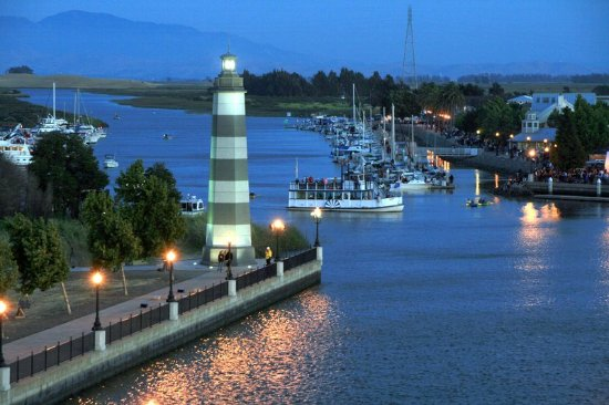 Suisun City, CA: View of the Waterfront