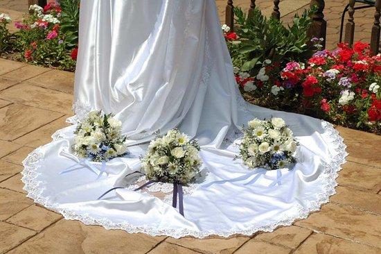 Hilton Garden Inn Montgomery East: Wedding Dress