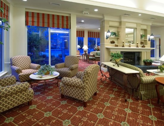 Hilton Garden Inn Montgomery East: Seating Area