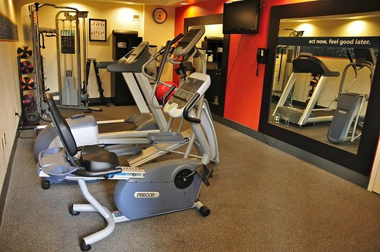 The Woodlands, TX: New Fitness Center