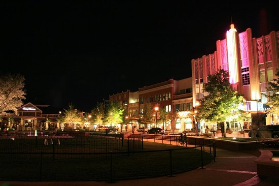 The Woodlands, TX: Market Streets Commons