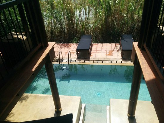 Jetwing Vil Uyana : Private pool