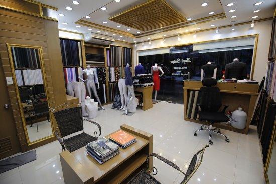 Choeng Thale, Thailand: Harry's Boutique Tailor