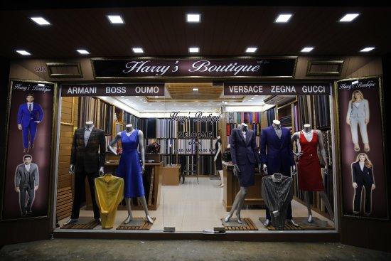 Choeng Thale, تايلاند: Harry's Boutique Tailor