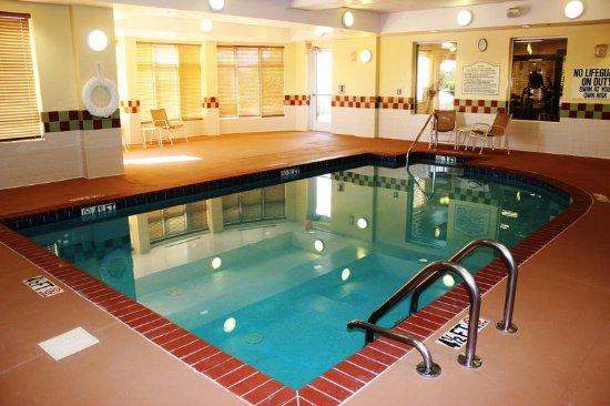 Anderson, SC: Indoor Pool & Hot Tub