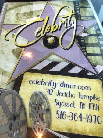 Celebrity diner jericho ny
