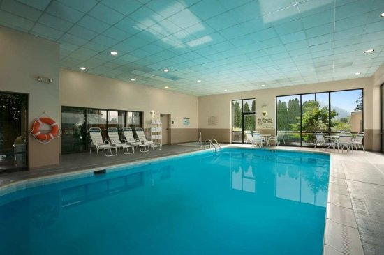 Μπέντφορντ, Πενσυλβάνια: Indoor Pool