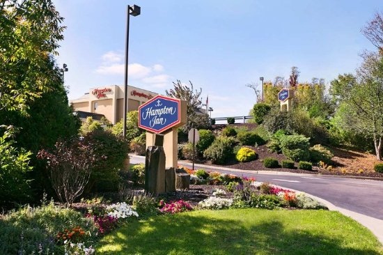 Bedford, PA: Hotel Exterior