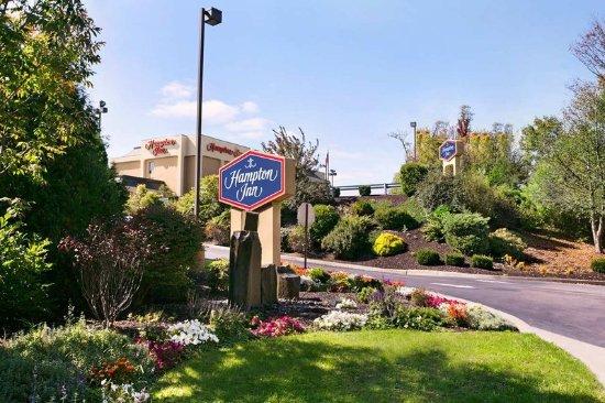 Μπέντφορντ, Πενσυλβάνια: Hotel Exterior