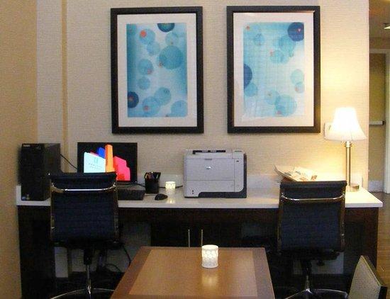 Hampton Inn Orlando/Lake Buena Vista: Business Center
