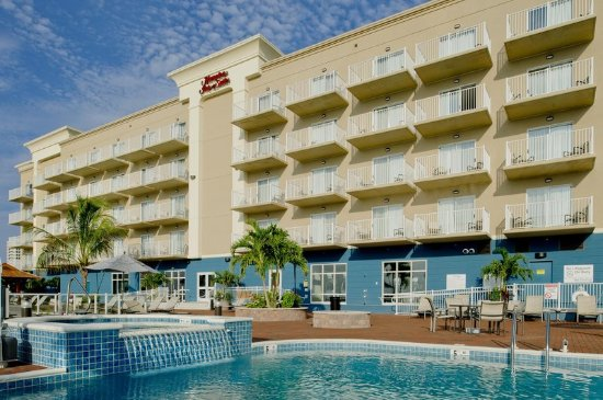 Welcome to the Hampton Inn & Suites Ocean City/Bayfront-Convention Center!