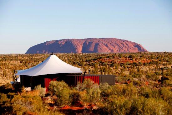 Longitude 131: The Dune Pavilion
