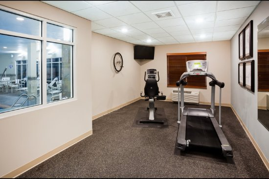Americ Inn Dewitt Fitness