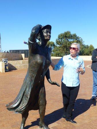 Geraldton, Australia: Our guide