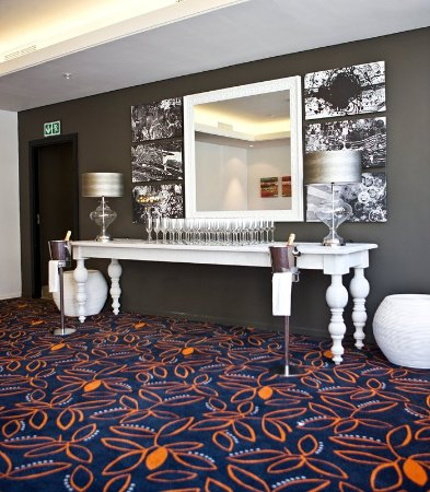 African Pride 15 On Orange Hotel: Conference Centre- Refreshment Area