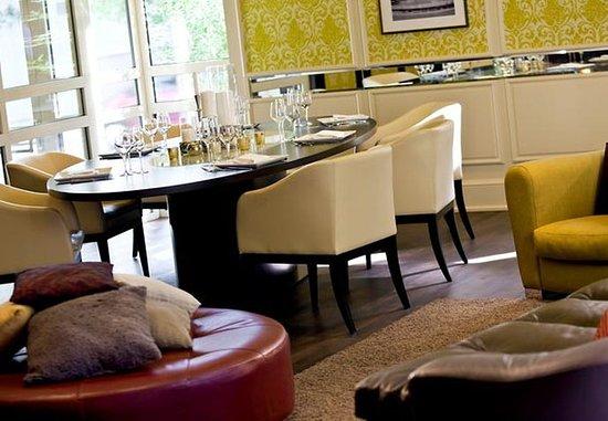 Ixelles, Belgium: Paris Private Dining Room