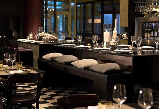 Ixelles, Belgium: Café Parnasse Restaurant