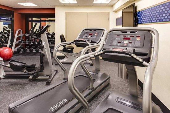 Hampton Inn Dubuque: Fitness Center