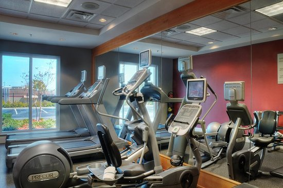 Hilton Garden Inn Orlando at SeaWorld: Fitness Center