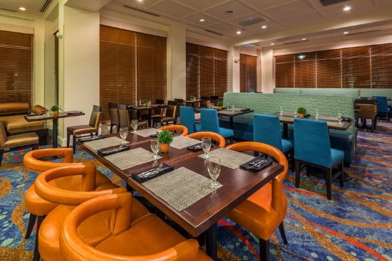 Hilton Garden Inn Orlando at SeaWorld: The Garden Grille and Bar