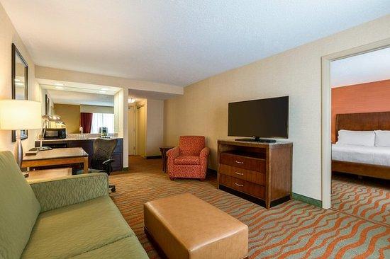Hilton Arlington Junior Suite With  King Bed