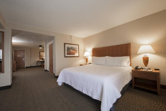 Hilton Garden Inn Jackson/Madison: Guest Suite