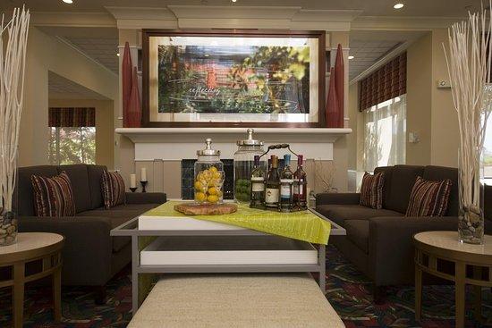 Madison, Миссисипи: Hotel Lobby