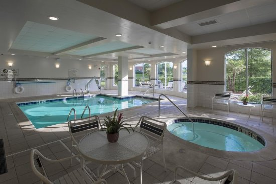 Hilton Garden Inn Jackson/Madison: Pool