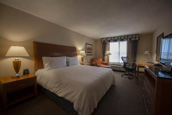 Hilton Garden Inn Jackson/Madison: 1 King Bed Guest Room