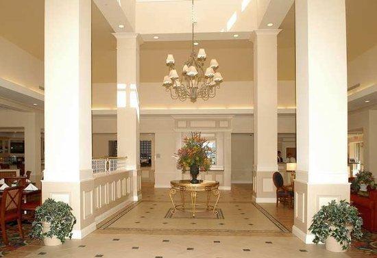 Hilton Garden Inn Jackson/Madison: Lobby
