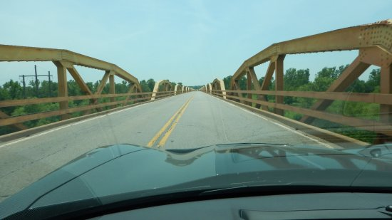 Oklahoma: Crossing the Pony Bridge