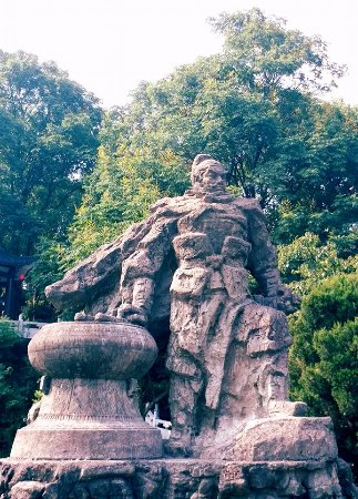 Yichang, China: Sanyou Cave attraction