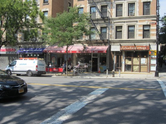 Photo of Cafe The Hungarian Pastry Shop at 1030 Amsterdam Ave, New York, NY 10025, United States