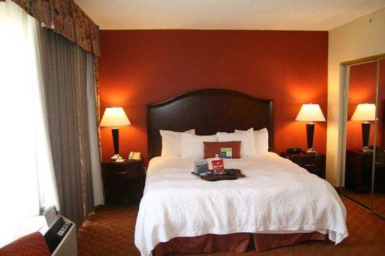 Hampton Inn Houston/Humble-Airport Area: Guest Room