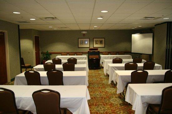 Hampton Inn Houston/Humble-Airport Area: Meeting Room