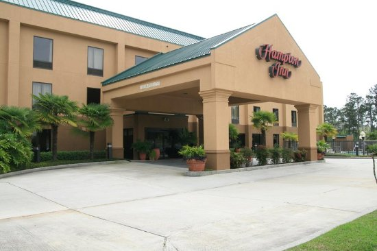 Hampton Inn Covington: Exterior