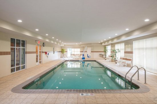 Kingston, Нью-Йорк: Indoor Salt water Pool